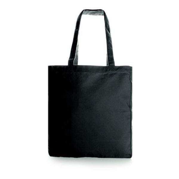 Trisit Canvas Tote Bag Tote Bag / Non-Woven Bag Bags Promotion Eco Friendly TNW1029-Black_Thumb[1]